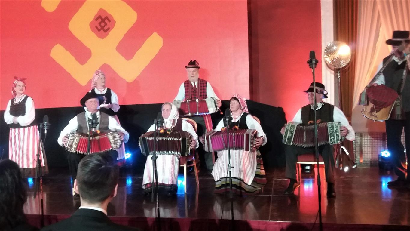 2019-03-15 Vilniaus Rotušėje pagerbti Tauragės krašto bandonininkai