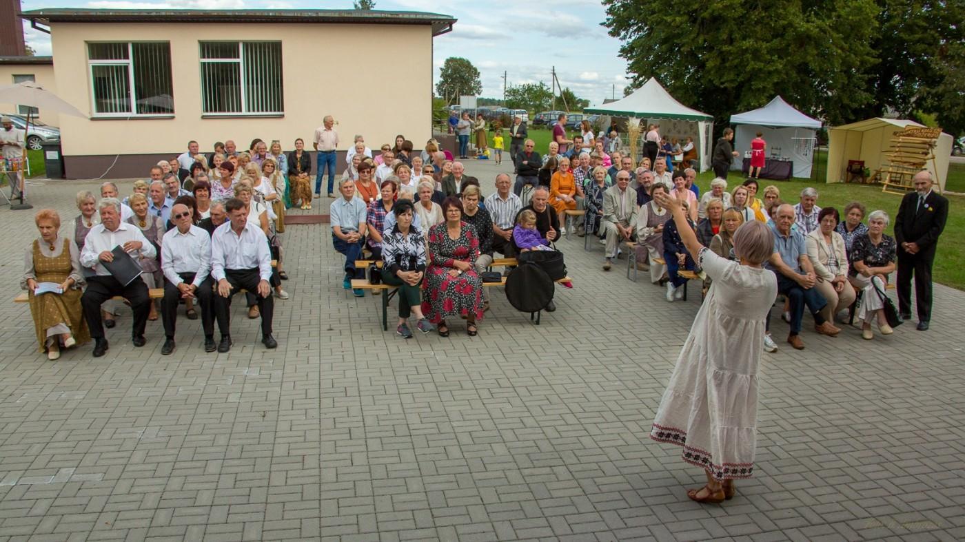 2019-09-07-Norkaičiuose surengta nuotaikinga vasaros palydos ir jubiliejaus šventė
