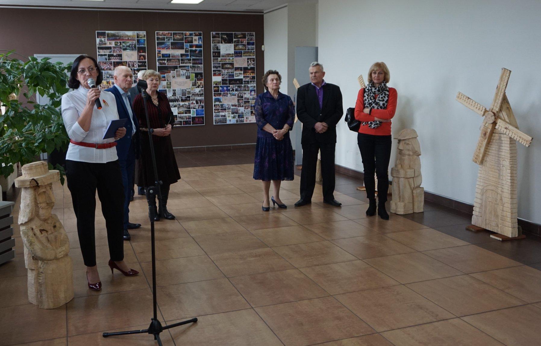 2020-03-11 Lietuvos nepriklausomybės atkūrimo 30-mečiui paminėti skirtos parodos