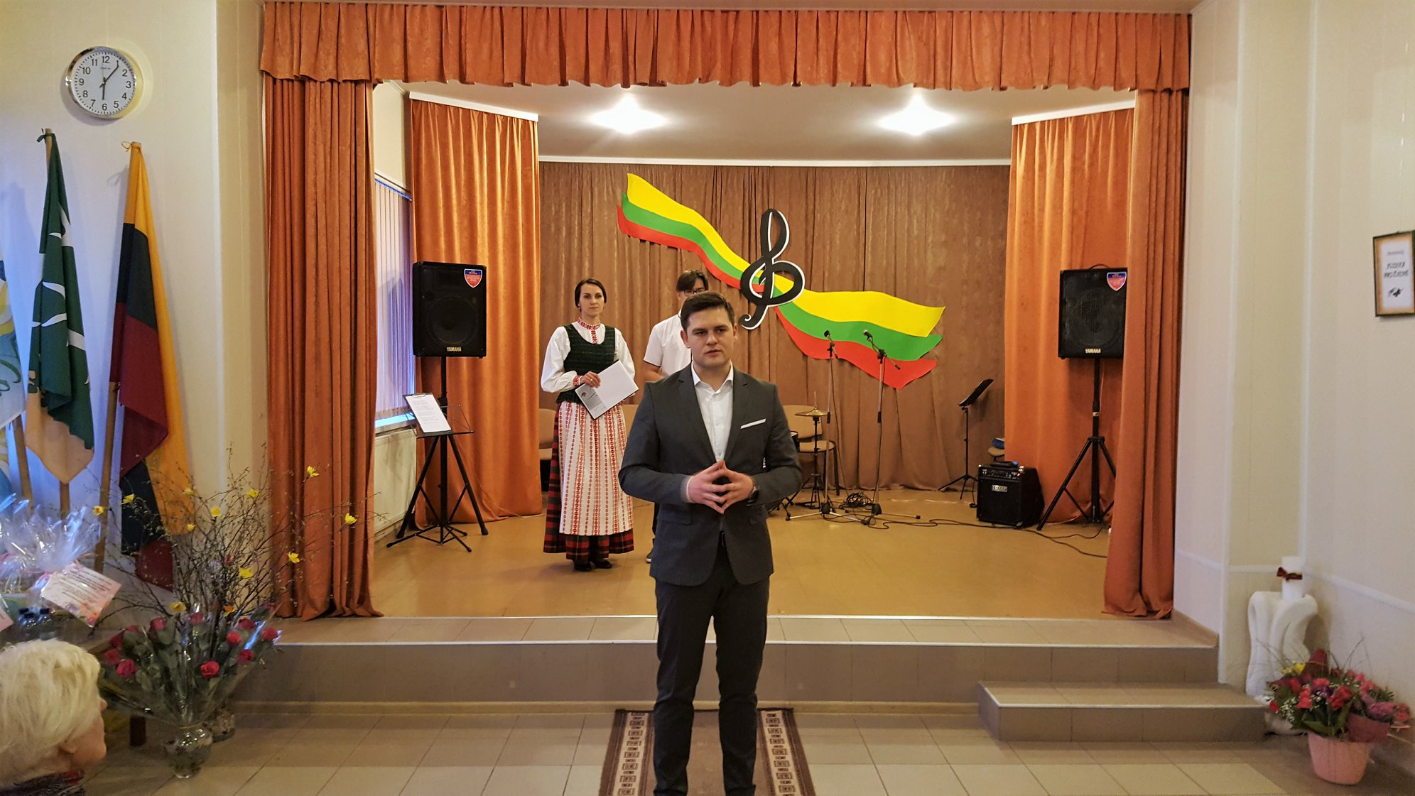 2020-03-06 Tradicinėje mažoniškių šventėje visus džiugino nuotaikingi meno kolektyvų pasirodymai