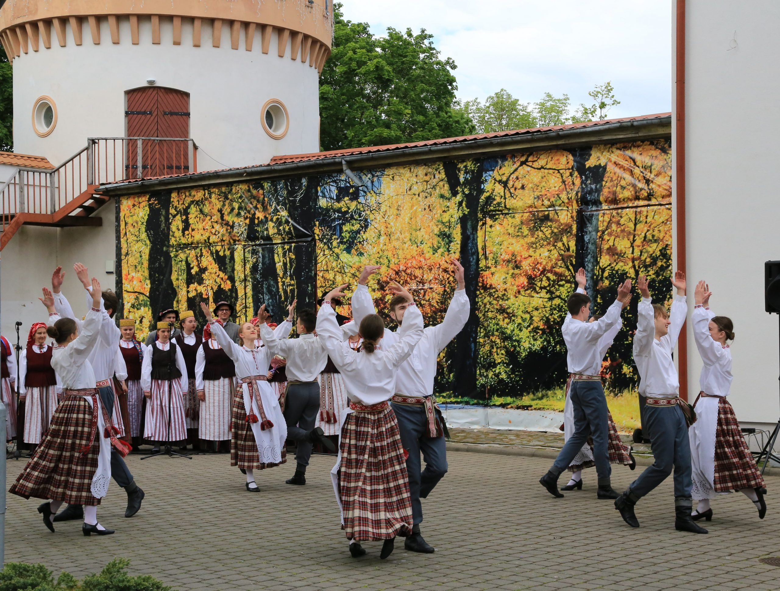 2020-06-01 AČIŪ, Lietuva! AČIŪ, Taurage! Birželio 1 d. 17 val. vieningai tarė ir tauragiškiai!