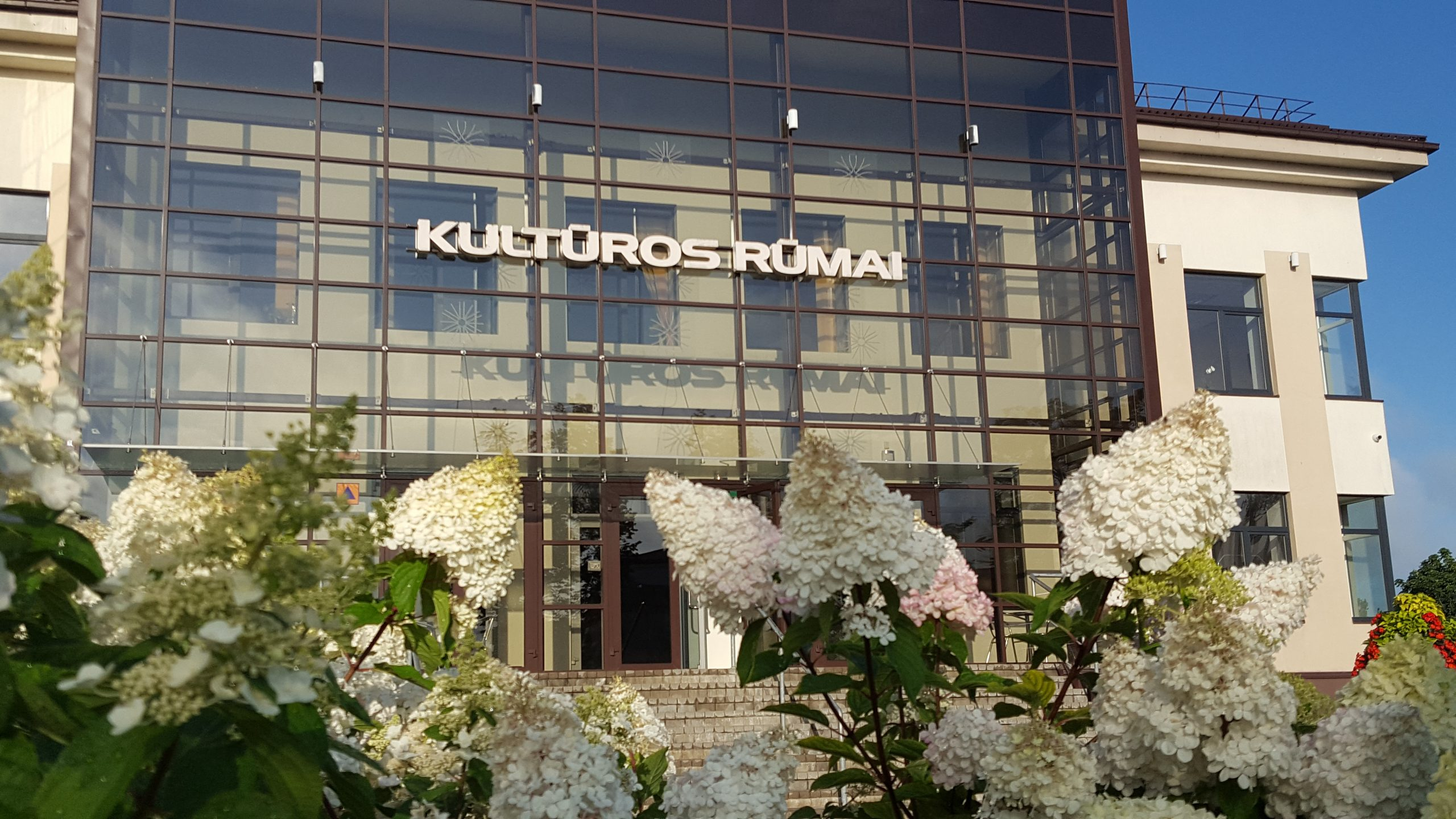 2020-07-29 Tauragės kultūros rūmų erdvės kviečia užsukti