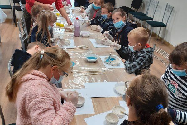 Keramikos dengimas glazūra (2)