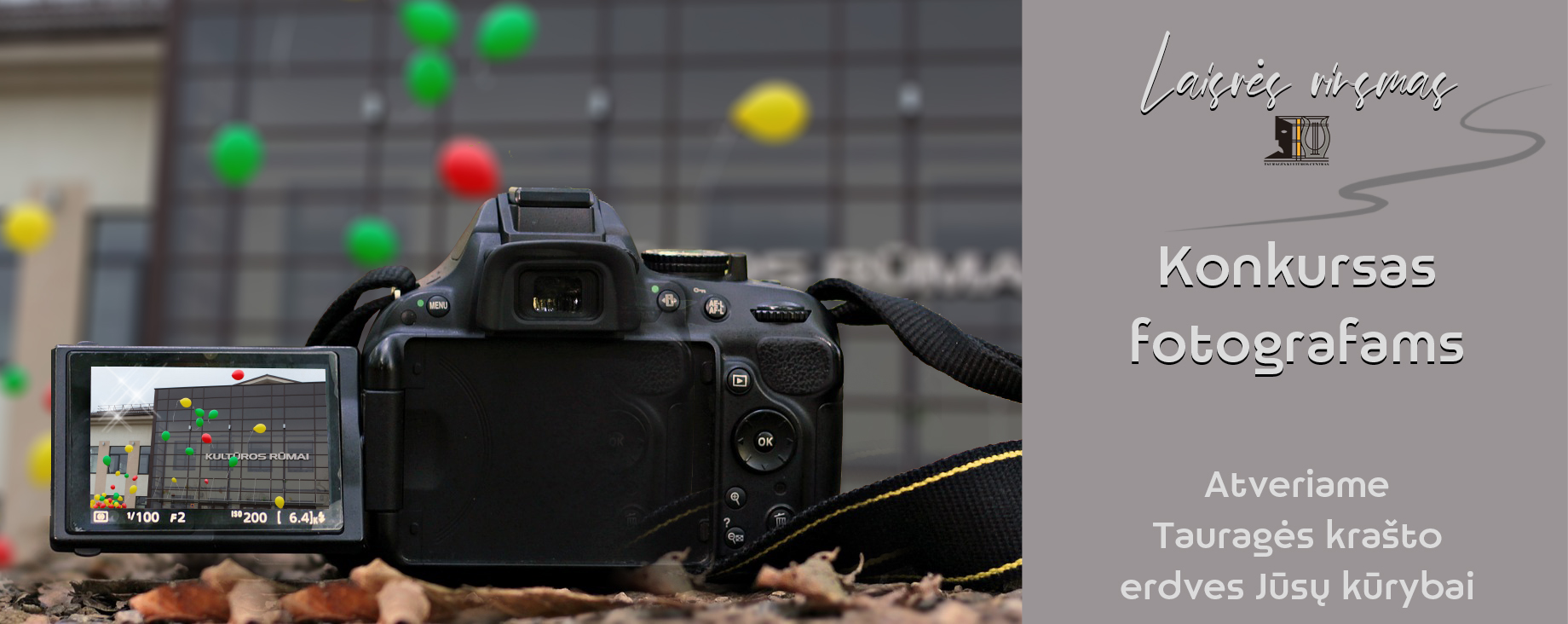 2021-03-08 Fotografijų konkursas LAISVĖS VIRSMAS