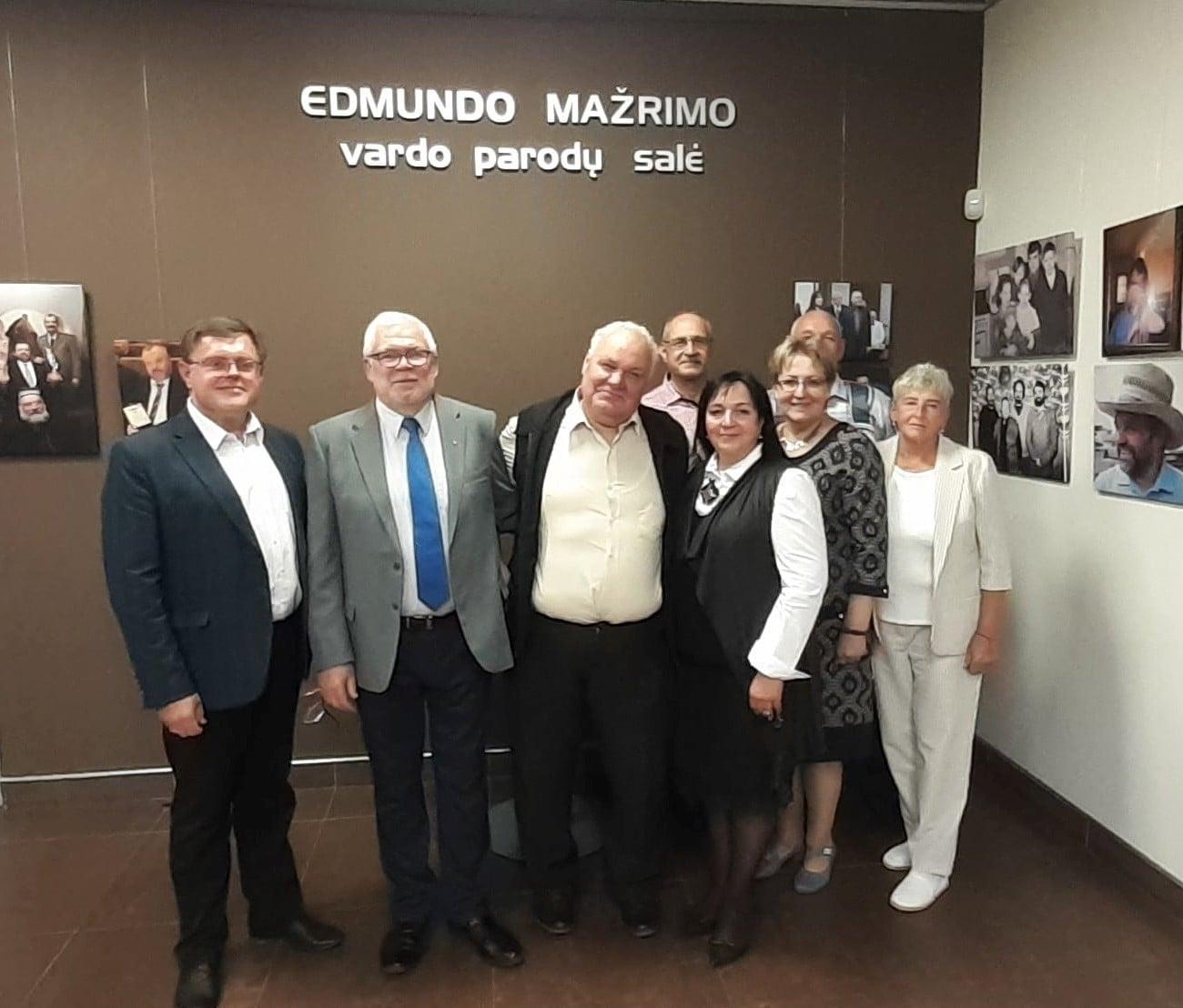 2021-09-11 (Ne)Tolima praeitis – vakaras Edmundui Mažrimui atminti